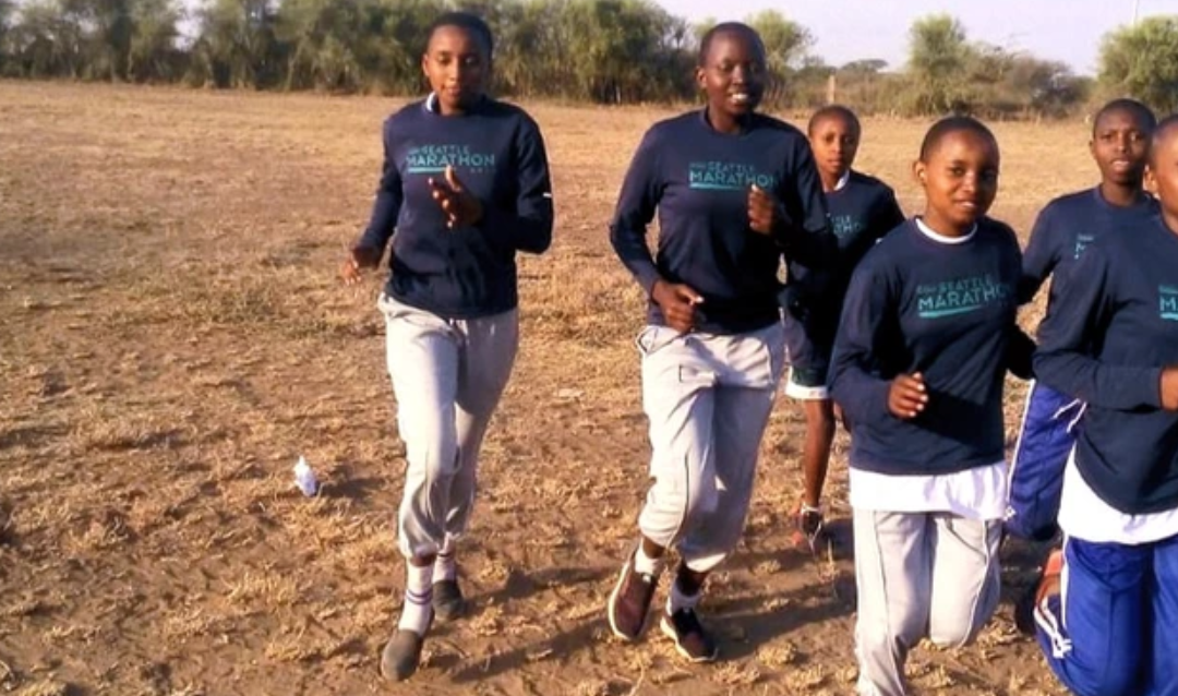 Running to Build a Positive Future for Masai Girls